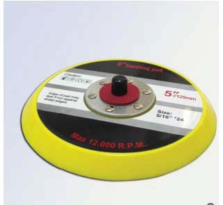 Grinding Pad for Pneumatic Tools 4