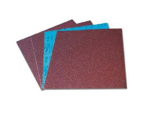 9X11 Aluminum Oxide Cloth Sheets ELATEX