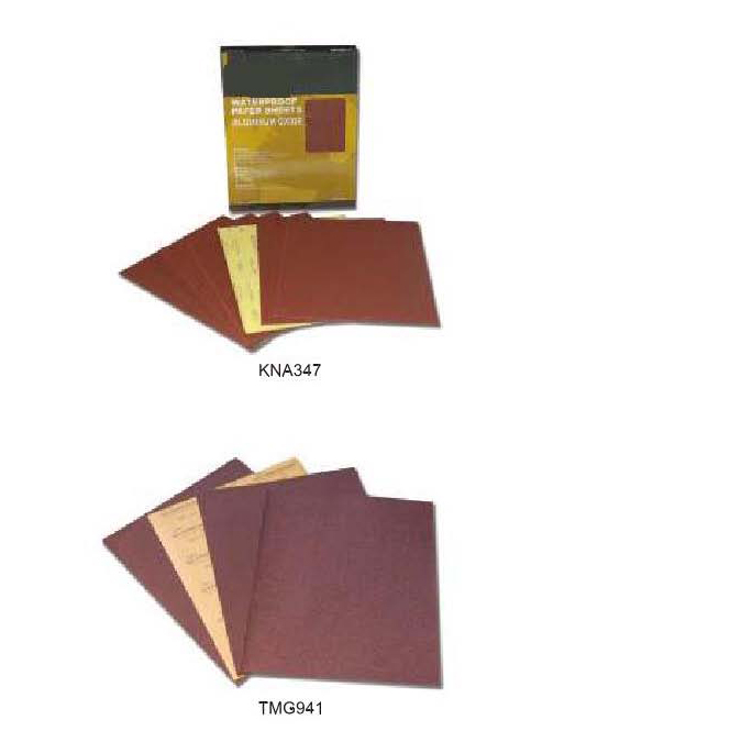 9x11 Aluminum Oxide Waterproof Sheets